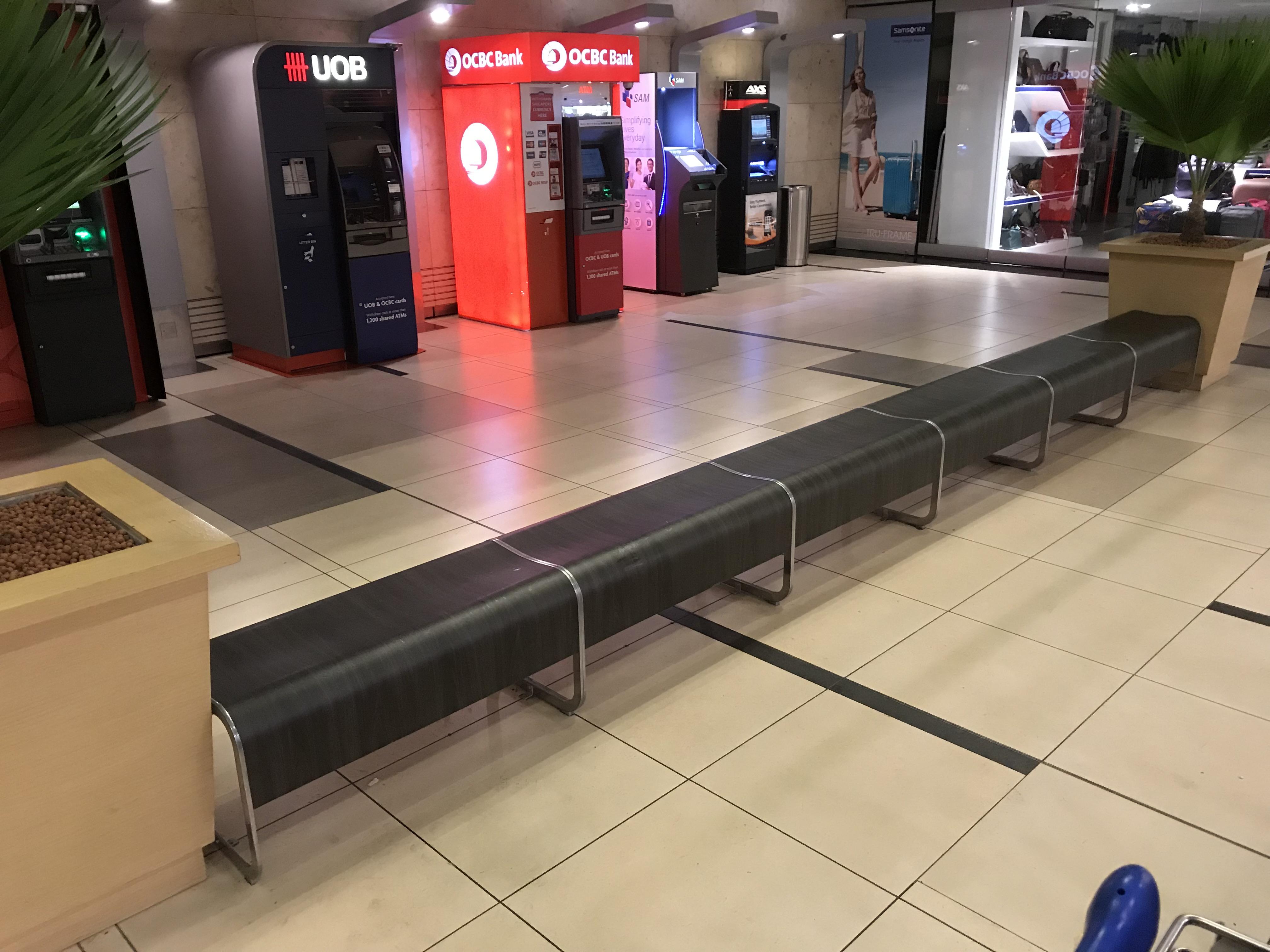 チャンギ ターミナル3 B2