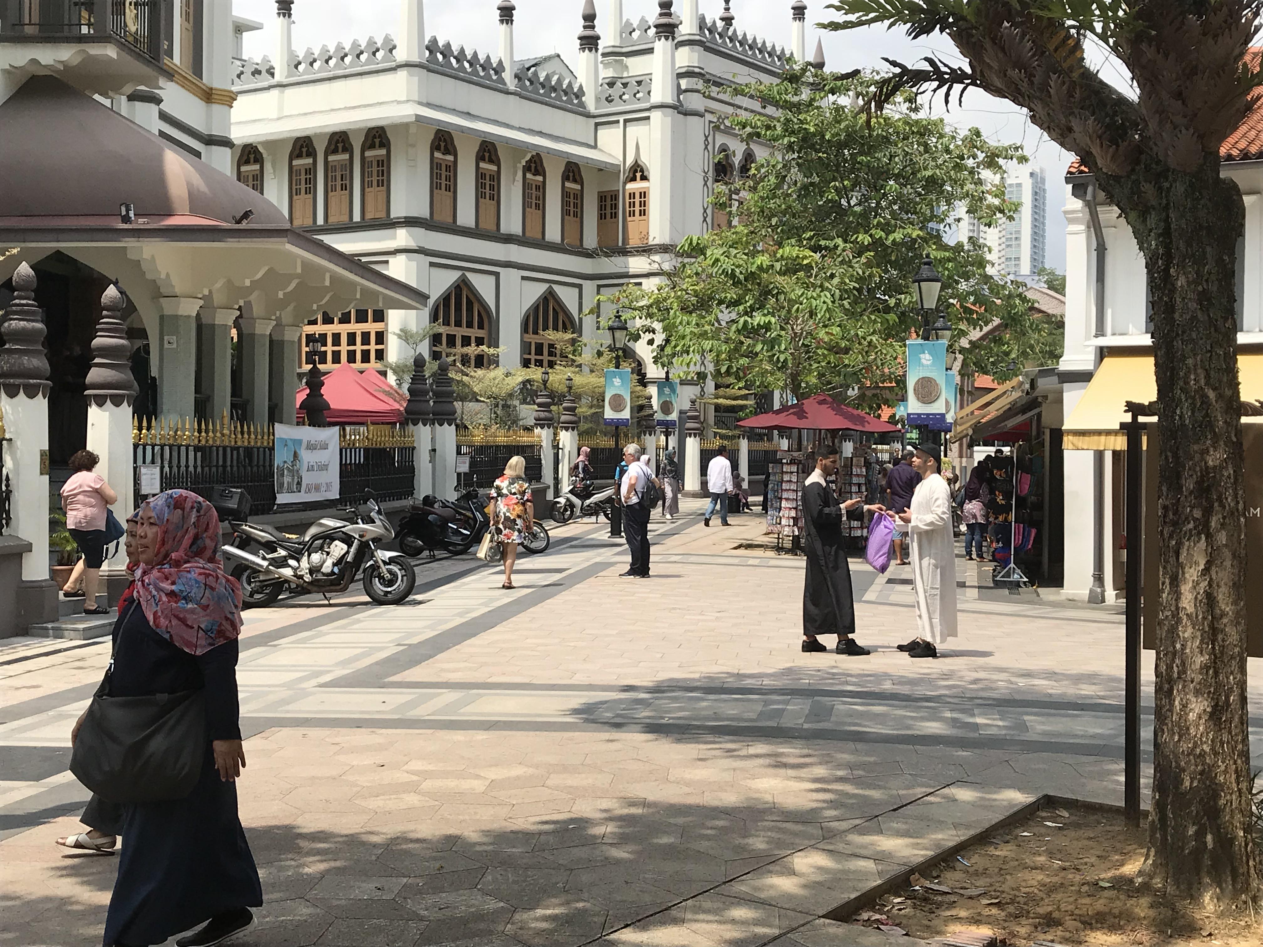 アラブ街 シンガポール