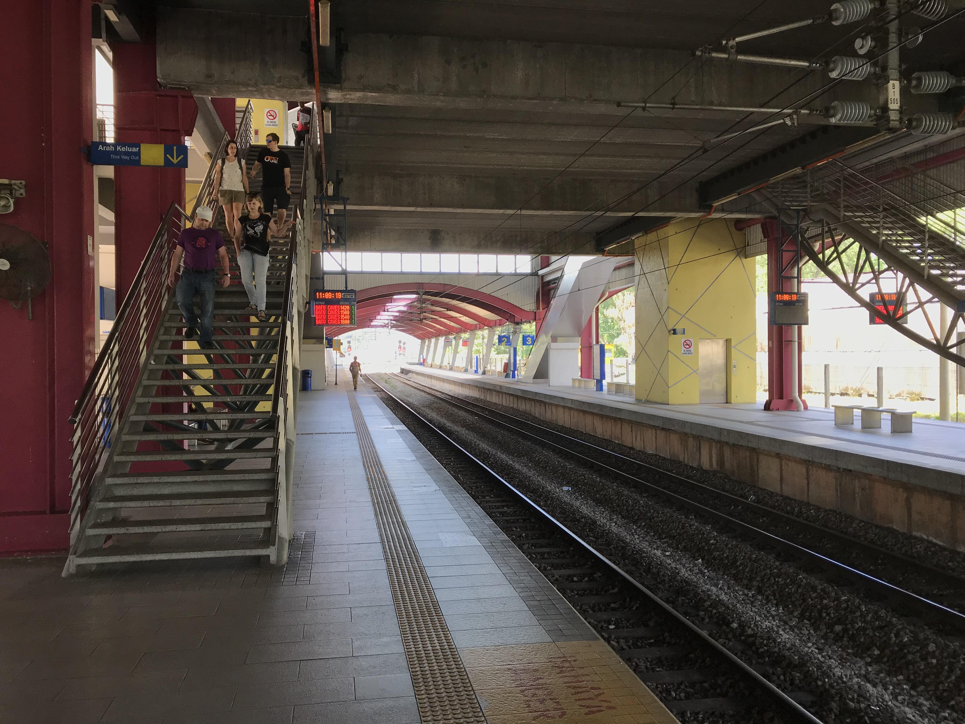 sentul駅