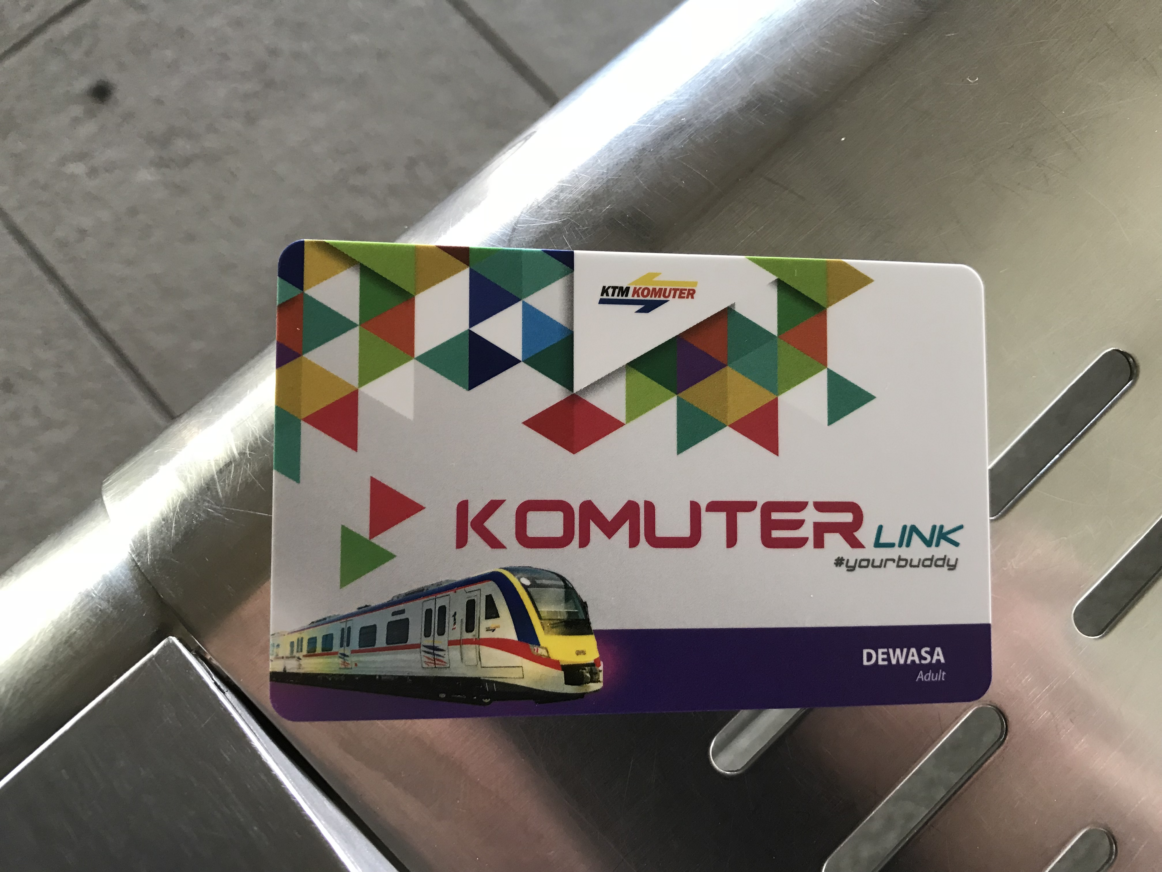 KTMコミューター