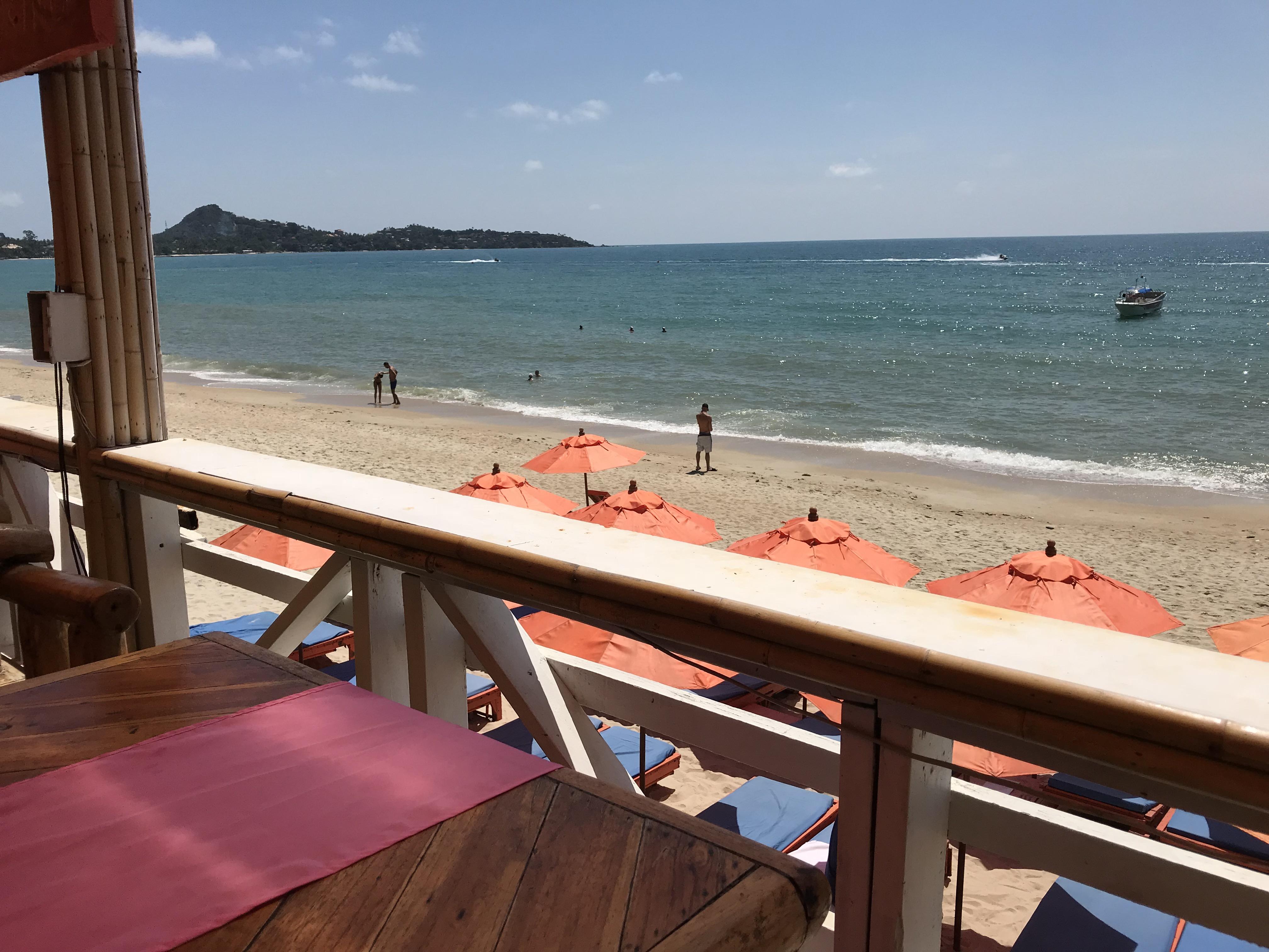 Rich resort beachside hotel