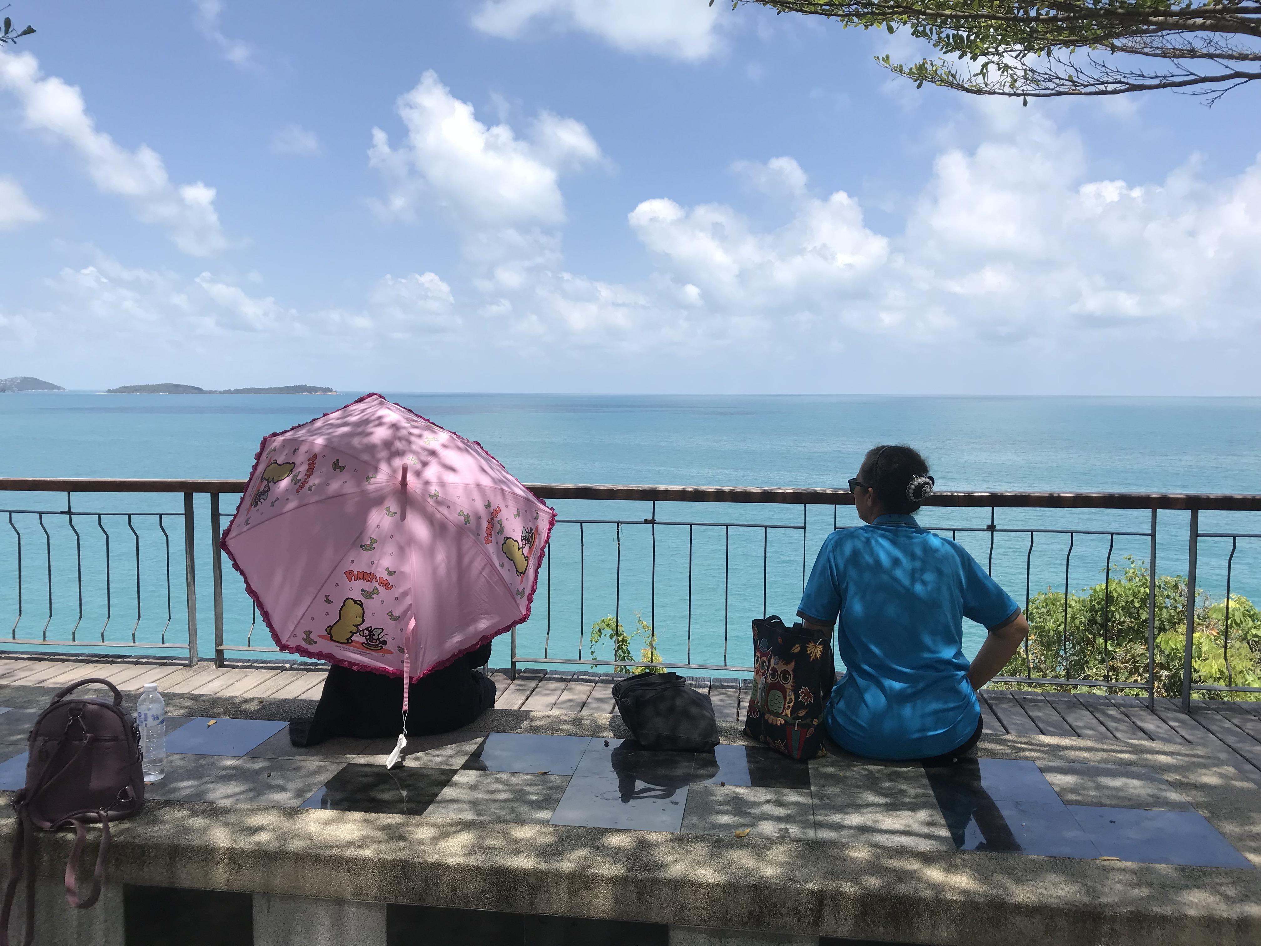 サムイ島展望台