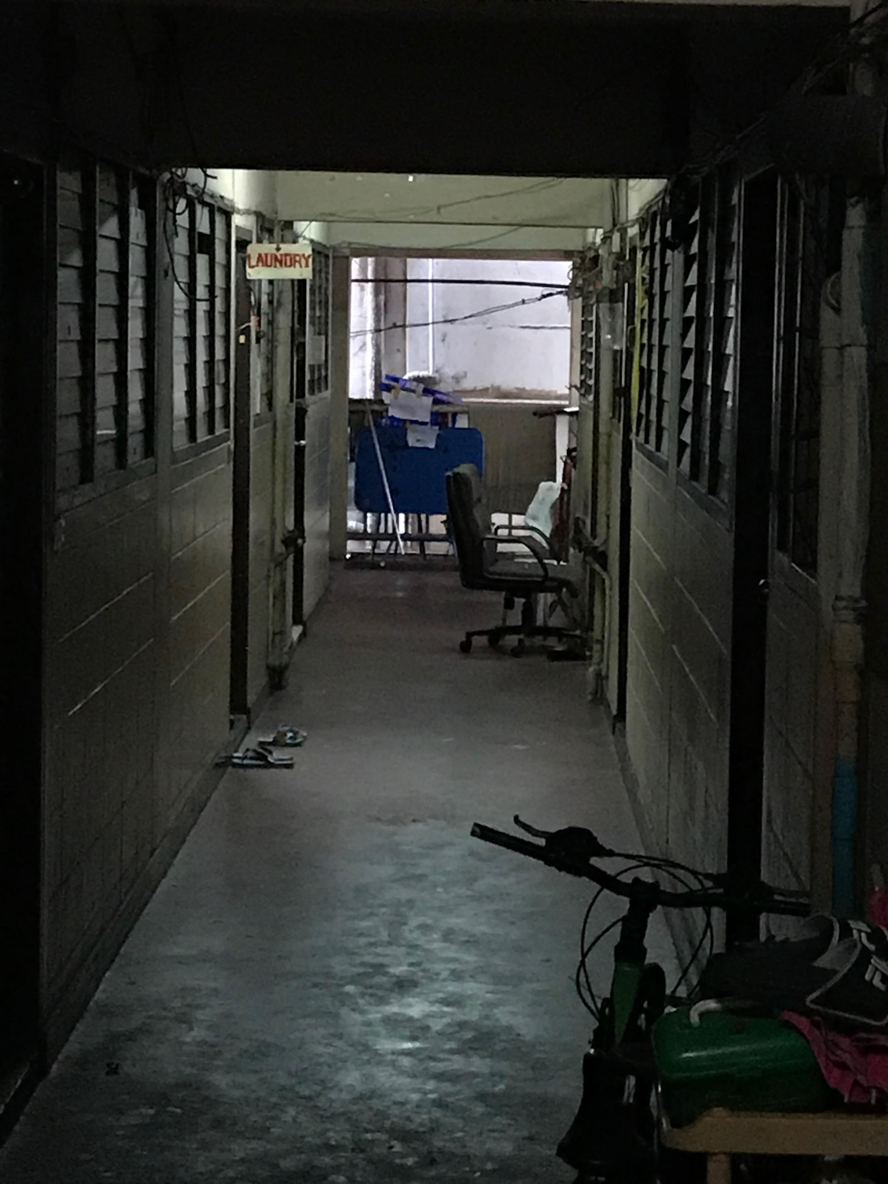 カオサンロード 洗濯屋