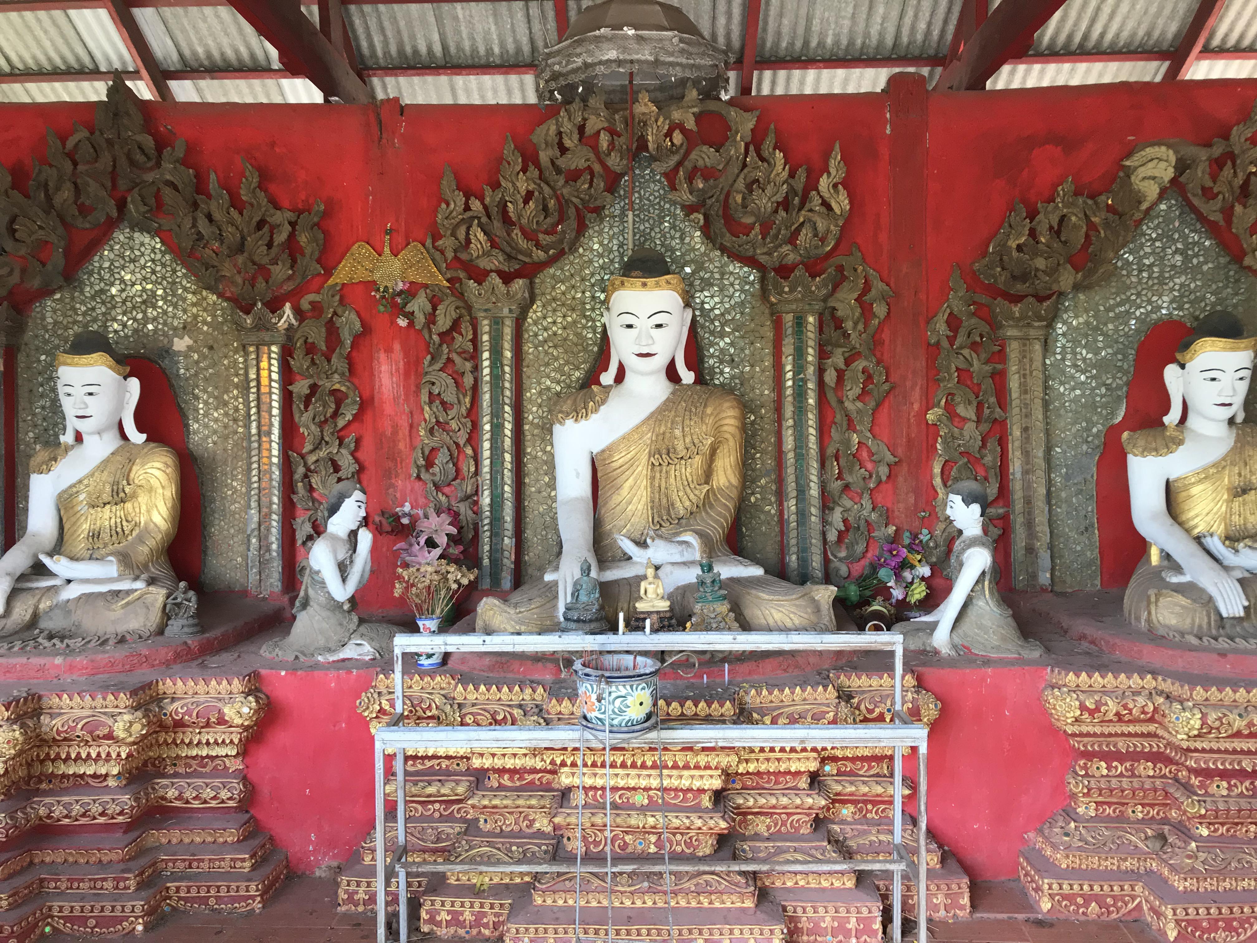 メーホーソン 仏教寺院