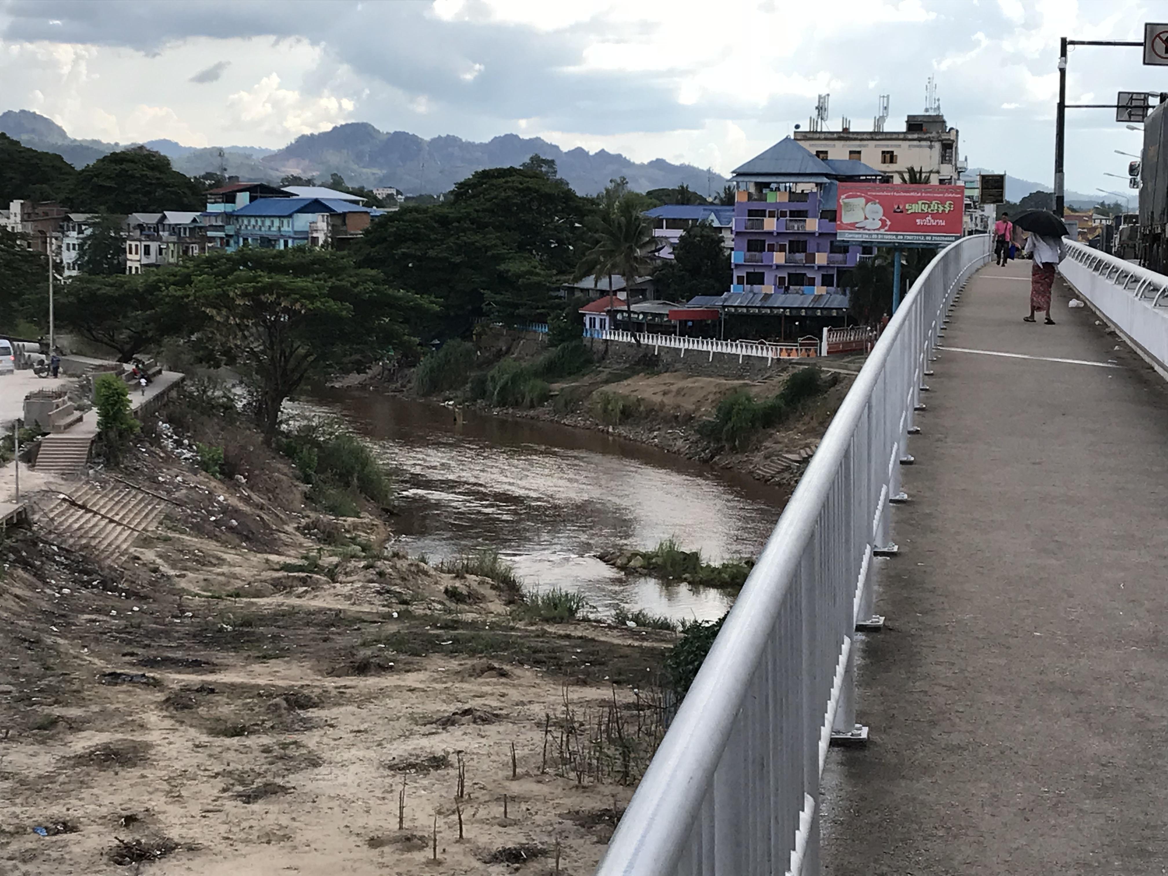 タイ〜ミャンマー国境