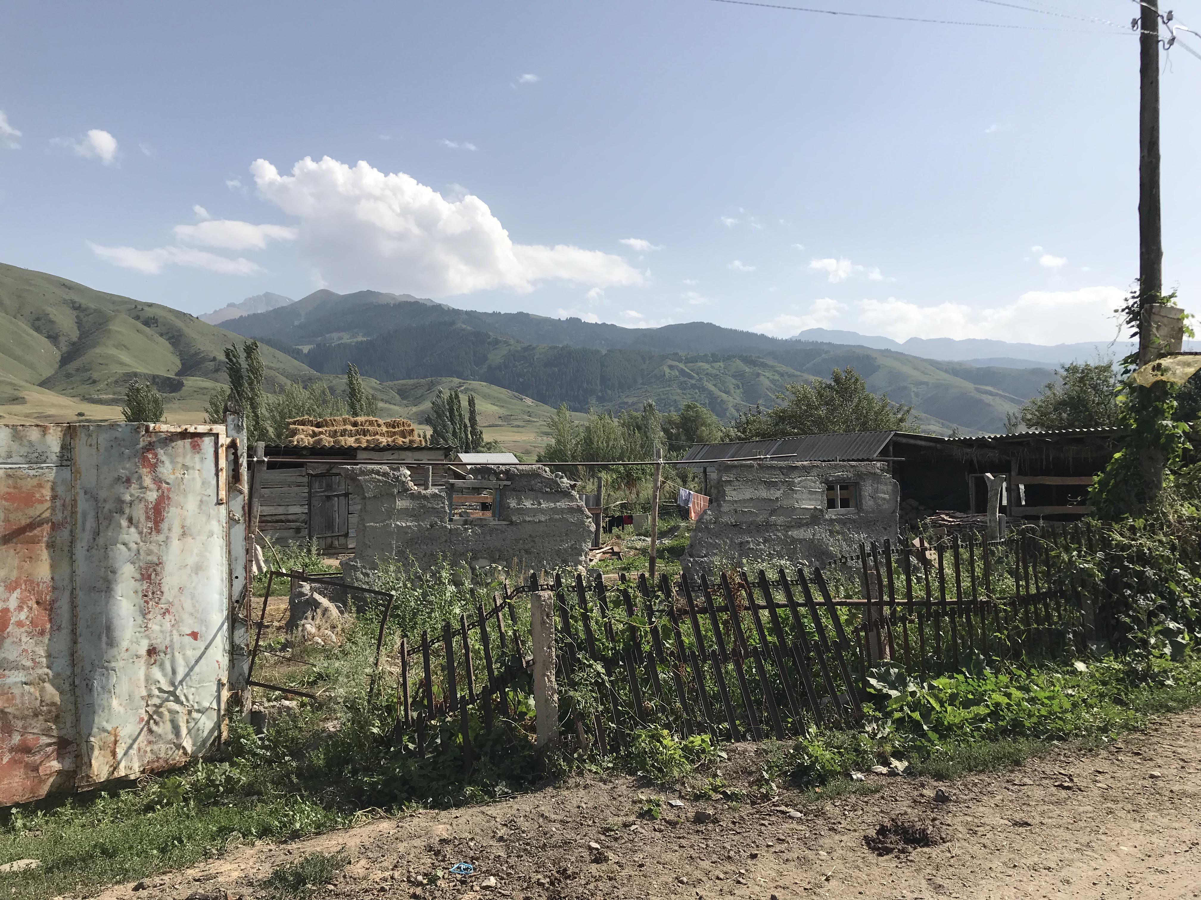 チョンケミン渓谷