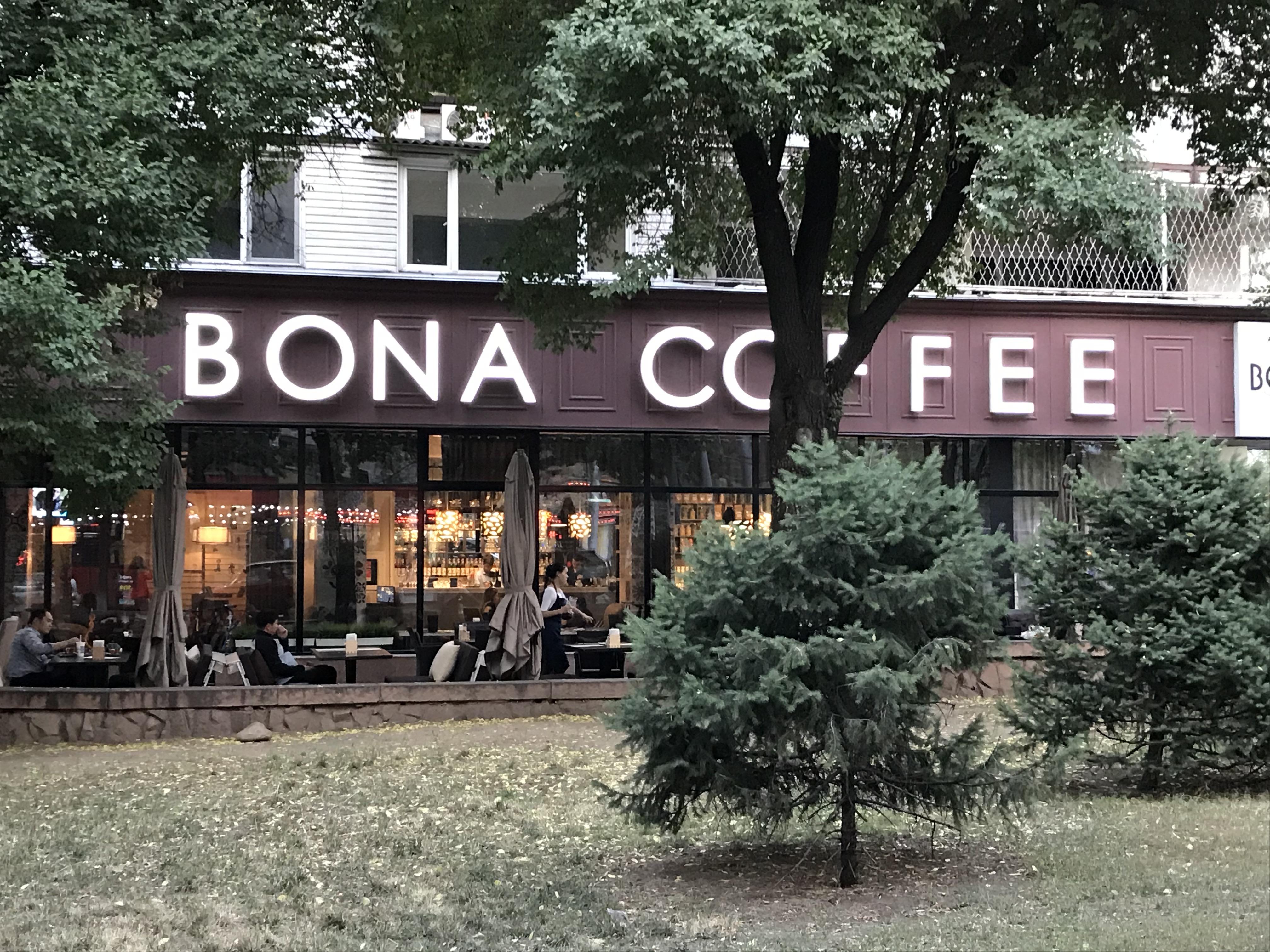 BONA Coffee