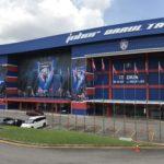 シンガポールからマレーシアへ ジョホールバルの歓喜のスタジアム