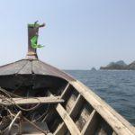 アオナンビーチからボートで離島に行ってみた