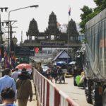 タイ、カンボジアに跨がる悪名高き国境ポイペト