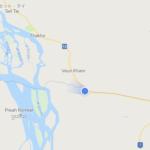カンボジア〜ラオスの国境を越えてデッド島へ 船からメコン川に落とされる