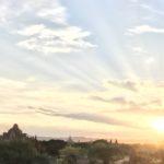 パガン遺跡で夕日を見よう