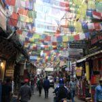南アジア編 友人の待つネパール、タメルストリートへ