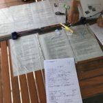 2018年キルギスのビシュケクでトルクメニスタンのビザ申請