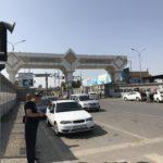シムケントからウズベキスタンのタシケントへ陸路国境越え