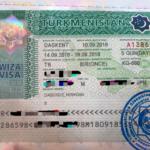 ついにトルクメニスタンのビザを入手、寝台列車でヒヴァへ
