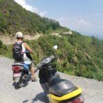 ポカラ周辺をバイクで周って山間の田舎フォクシンへ