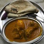 コルカタで有名な「失神カレー」を食べてみた