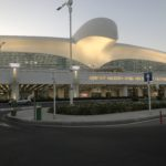 アシガバードで空港泊