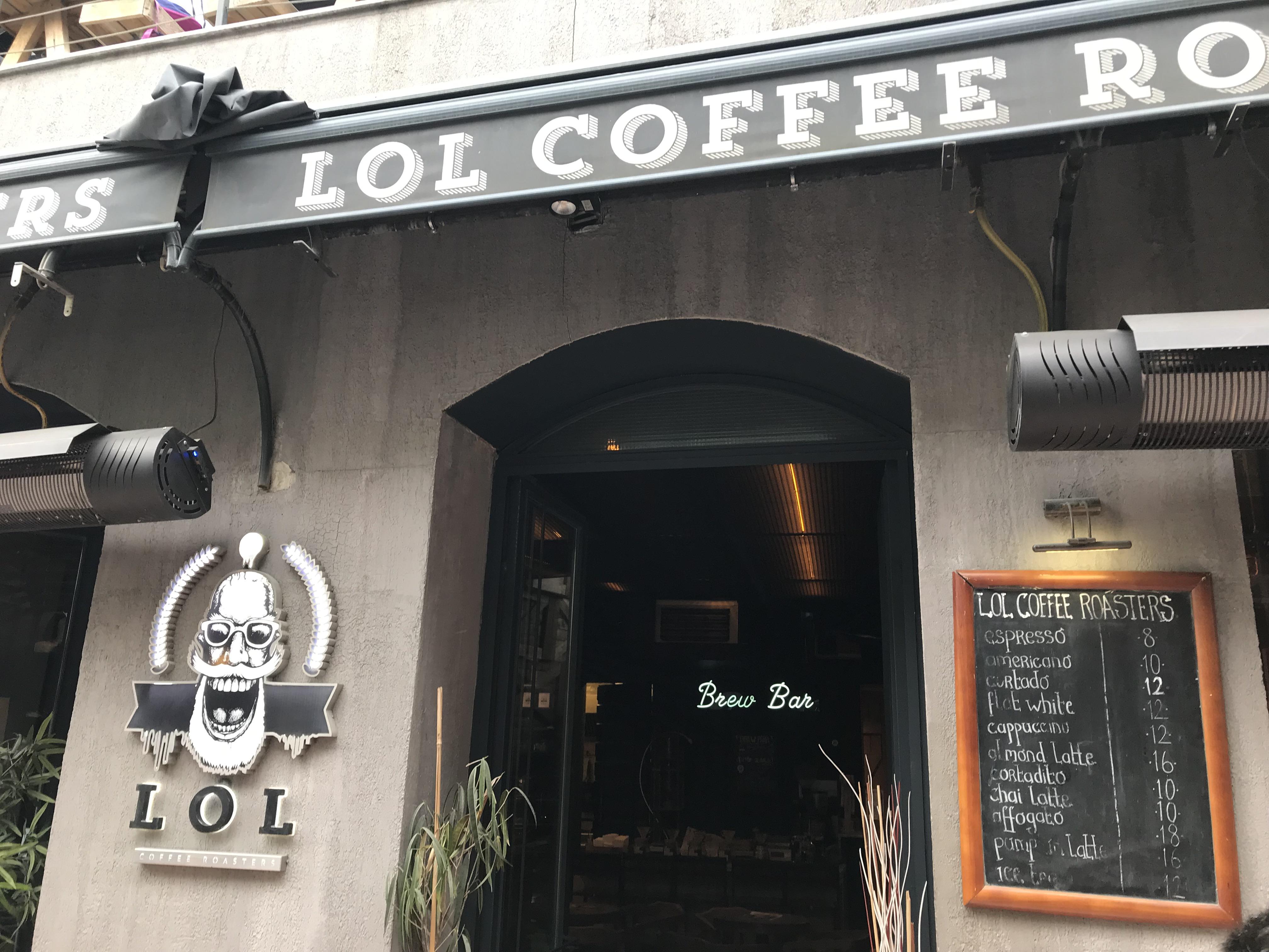 Lol Coffee Roasters