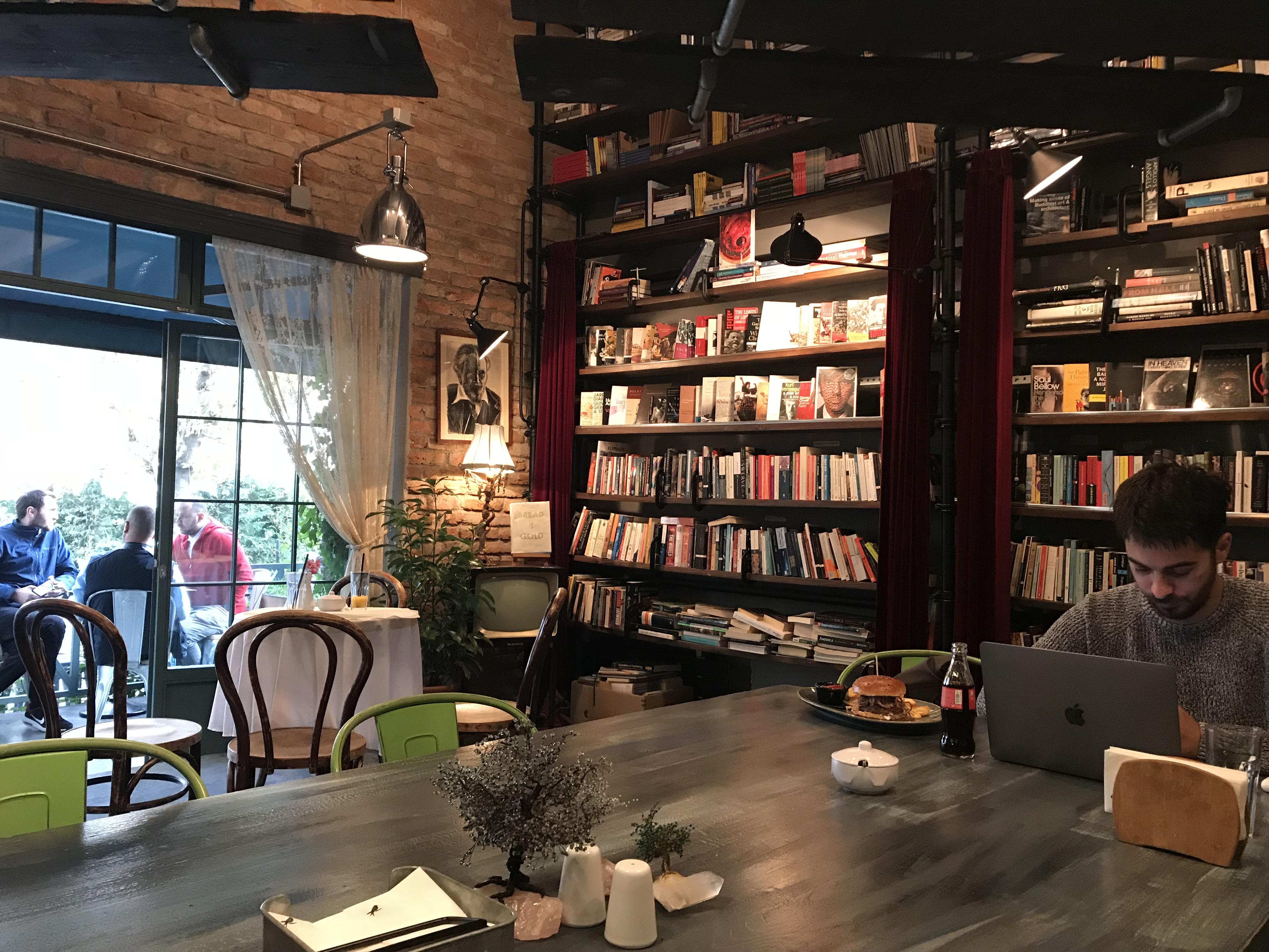 Soma Book Station