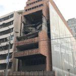 ベオグラードのNATO空爆を受けたビルを見に行ってきた