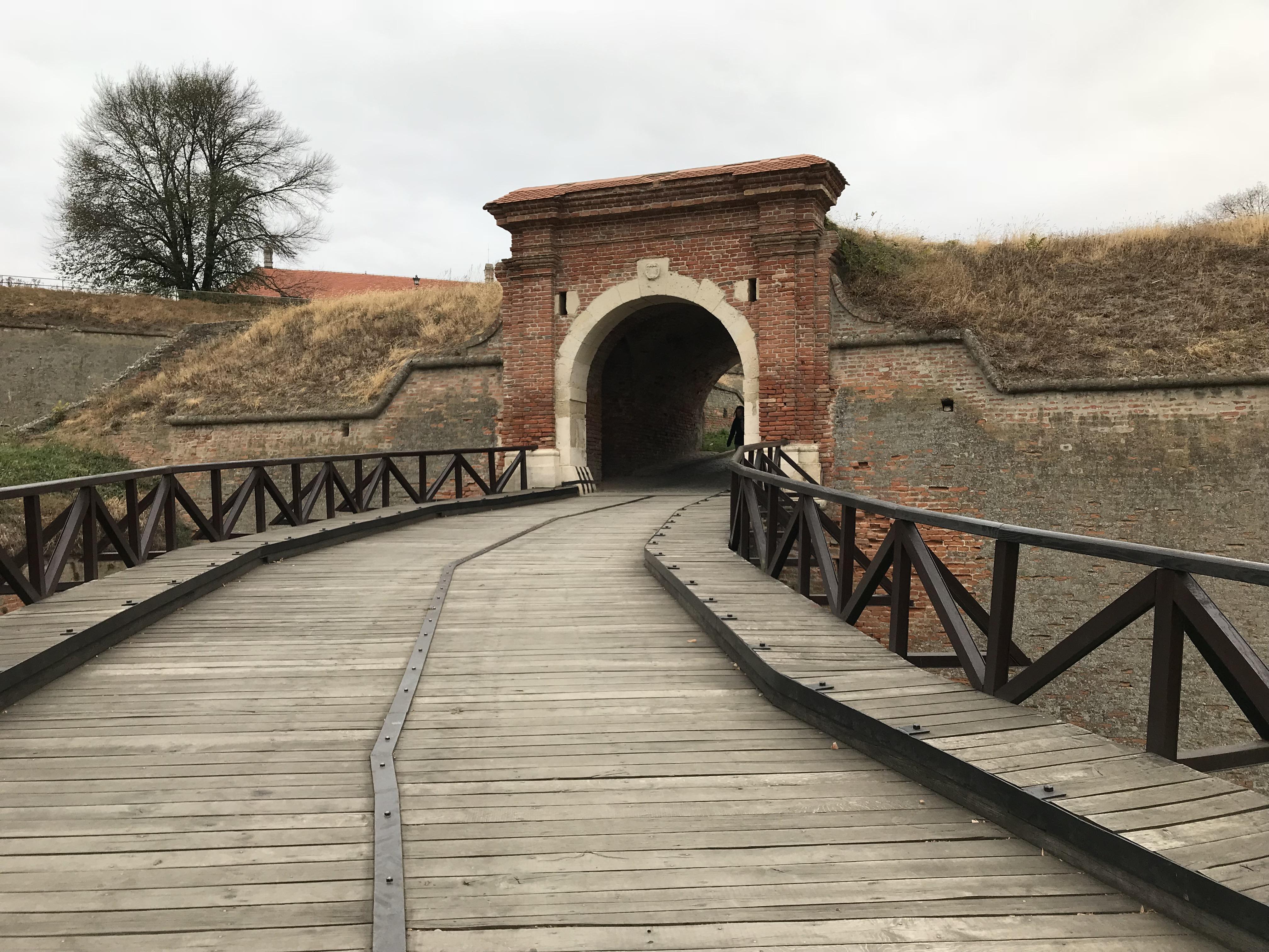ペトロヴァラディン要塞