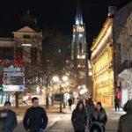 ベオグラードからセルビア第二の都市ノービサードにバス移動
