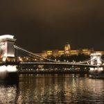 ドナウの真珠 ブダペストの鎖橋とオススメのカフェ