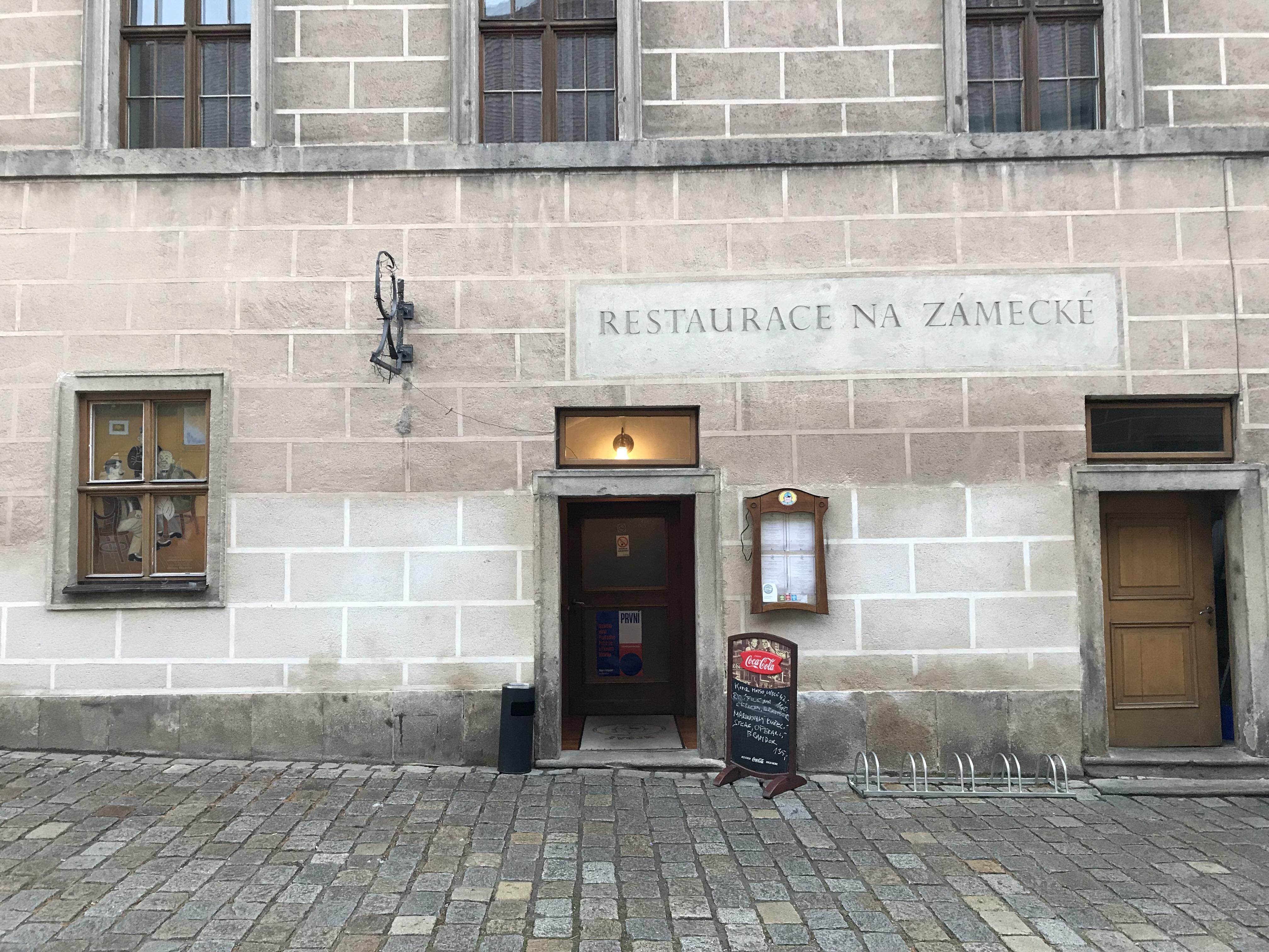 Švejk Restaurant Telč