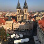 まるでおとぎ話の世界 チェコの首都プラハ
