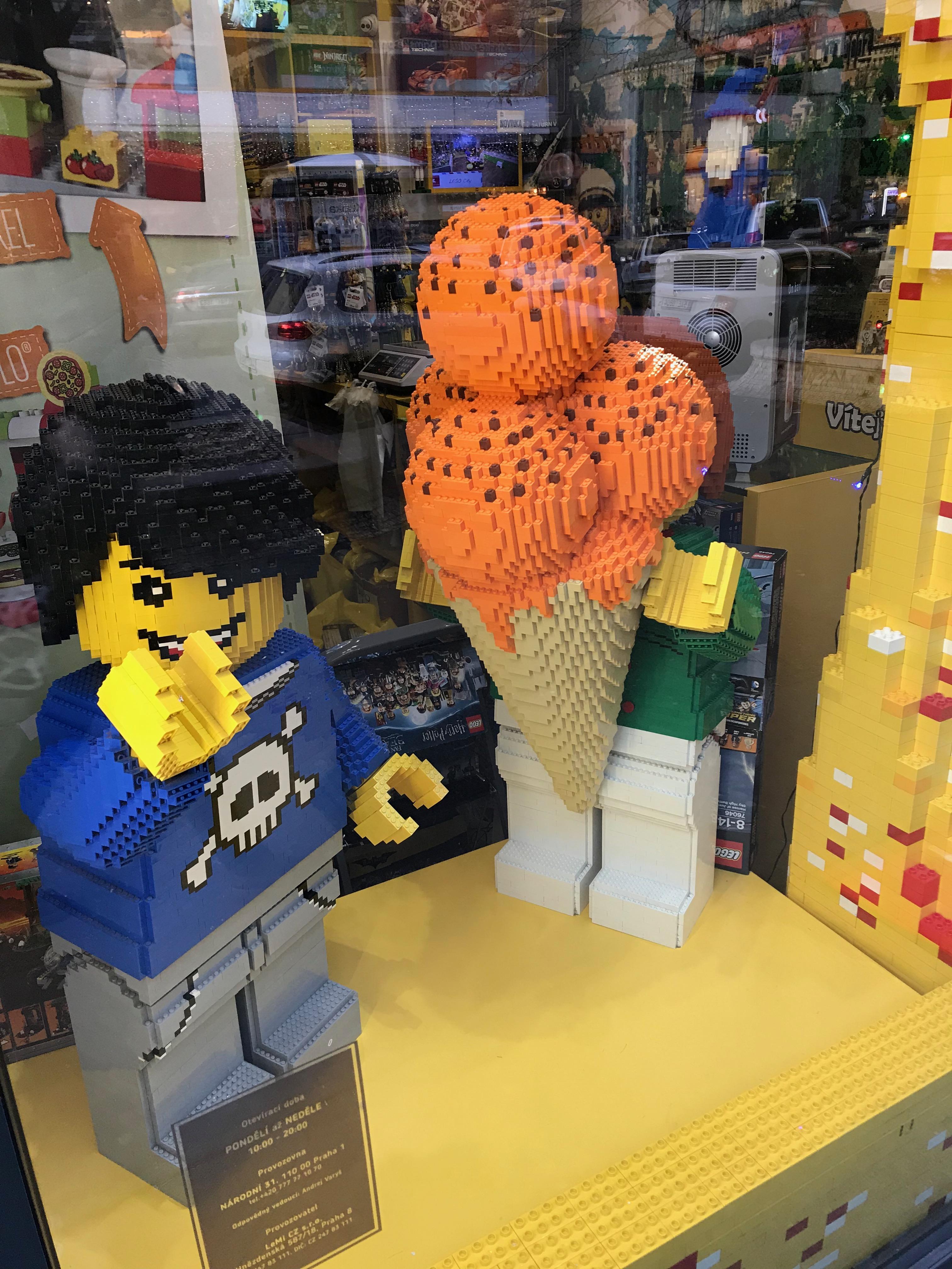 レゴ博物館