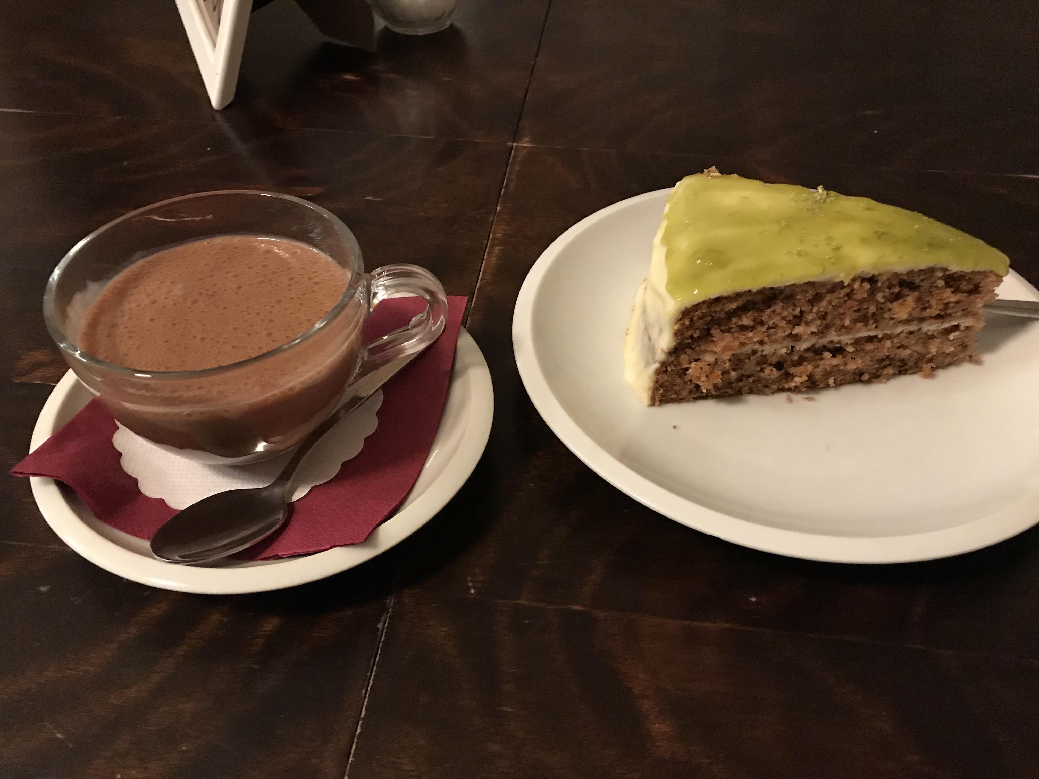 Choco Café U Červené židle