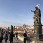 今までで一番綺麗な街、プラハを街歩き