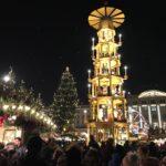 ドイツ3大クリスマスマーケットのひとつドレスデンのドイツ最古のクリスマスマーケットへ