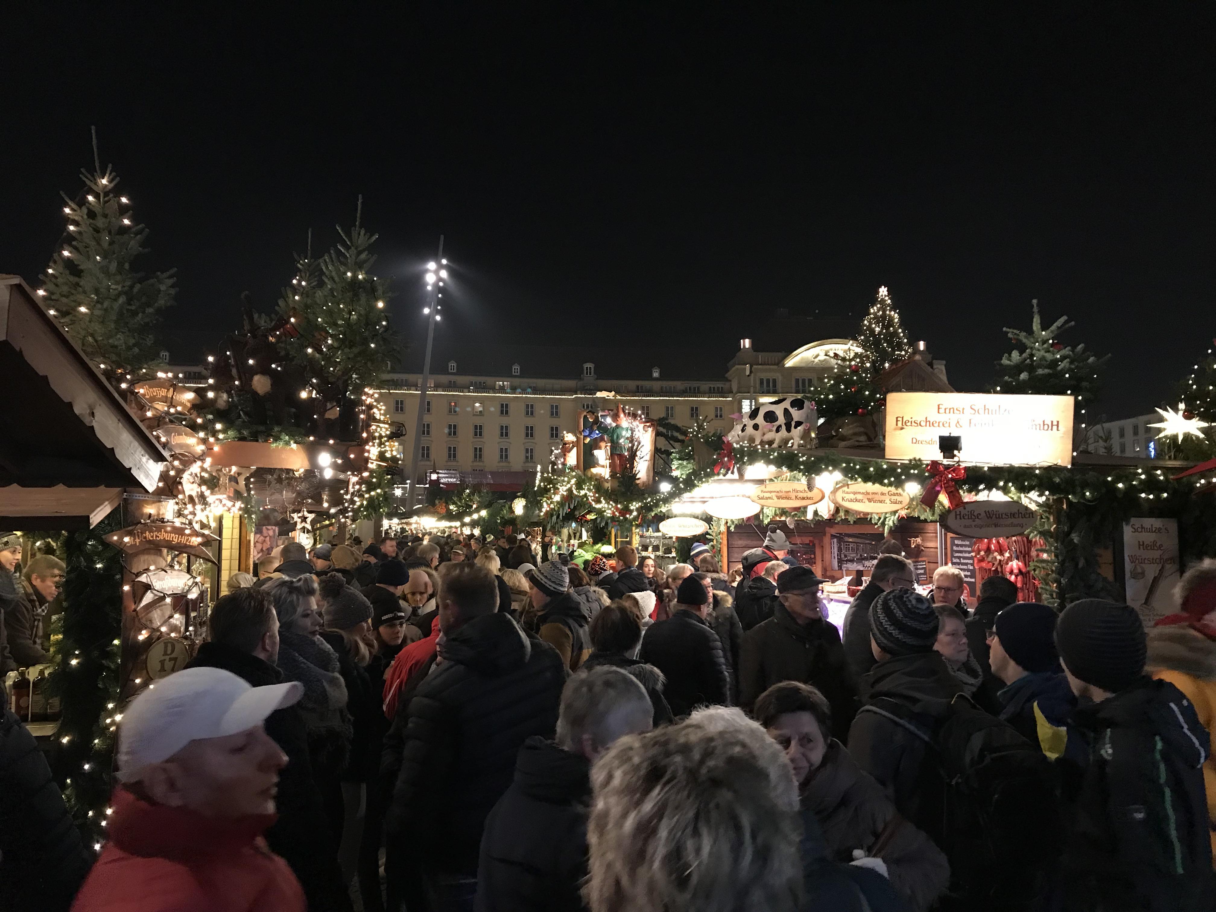 ドレスデンクリスマスマーケット