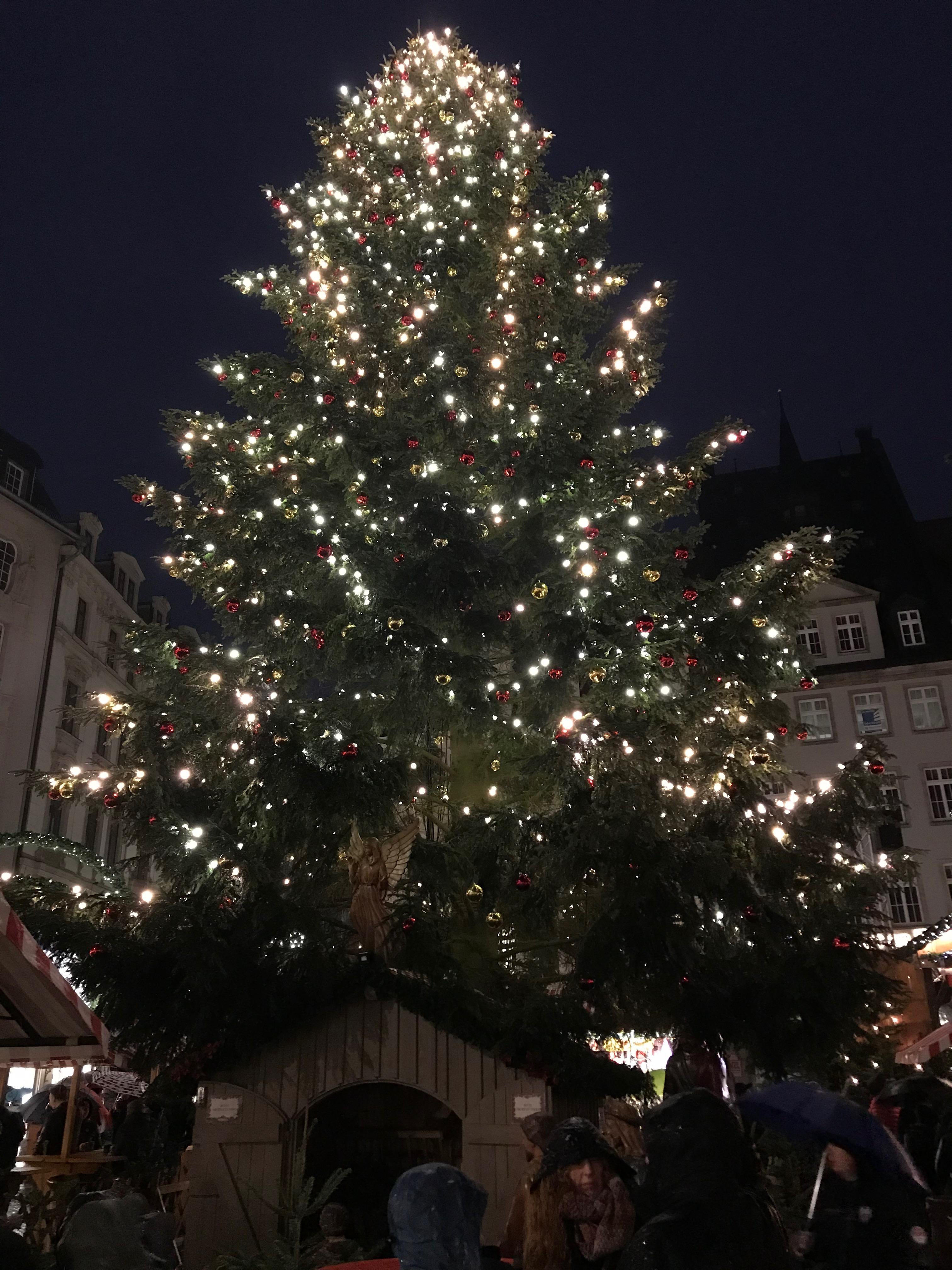 ライプツィヒクリスマスマーケット