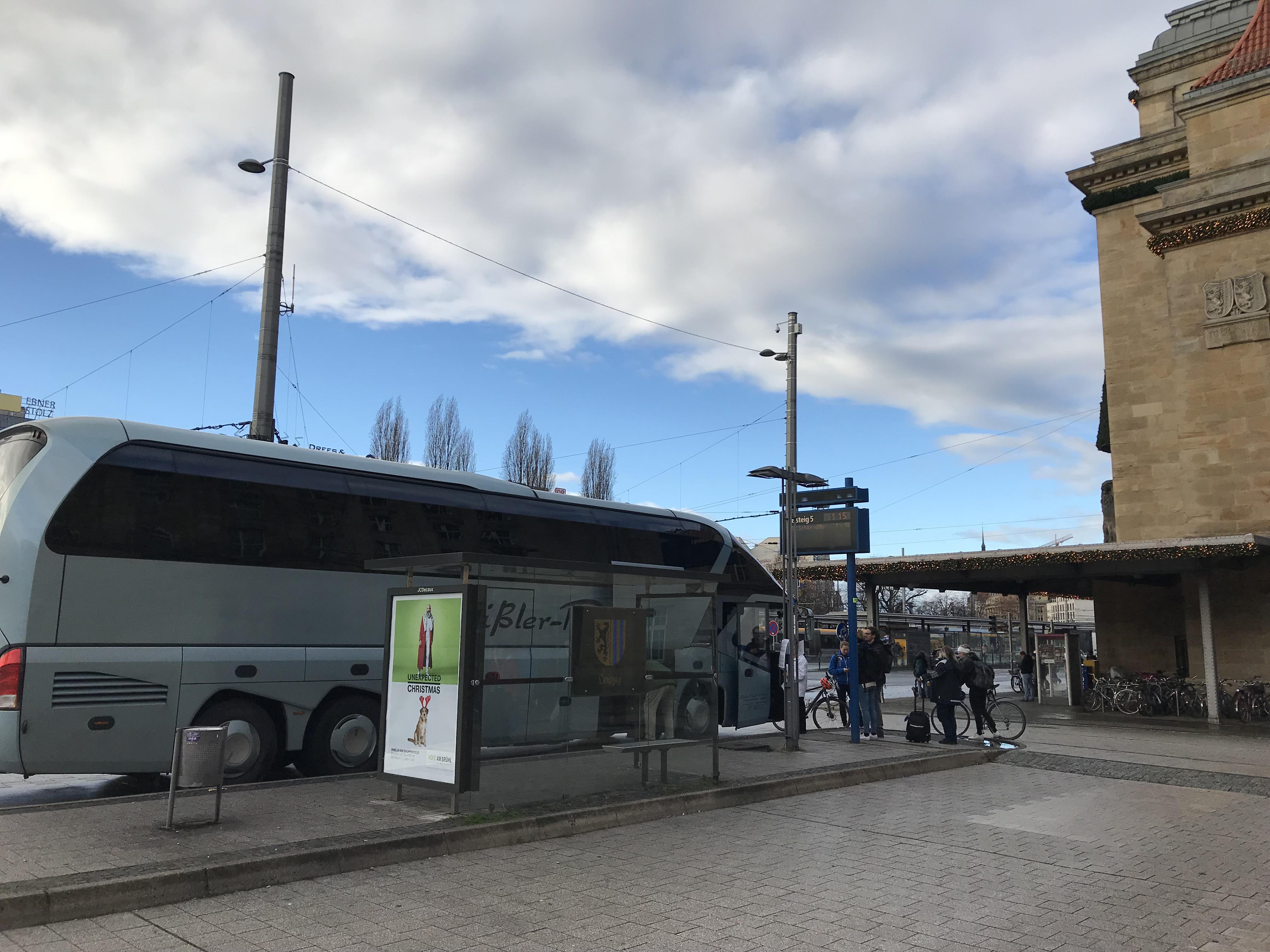 ライプツィヒバスターミナル