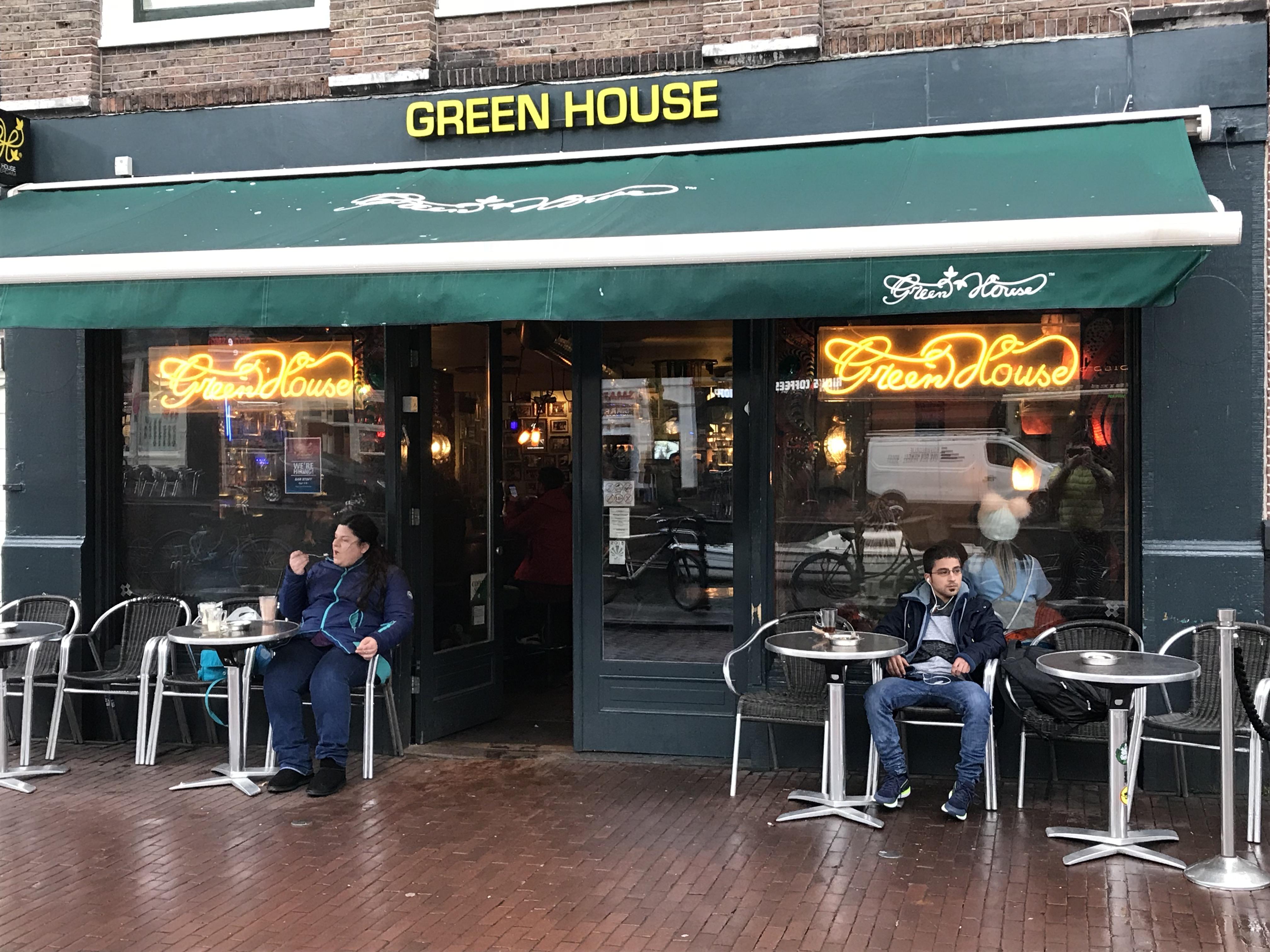 greenhouse Amsterdam