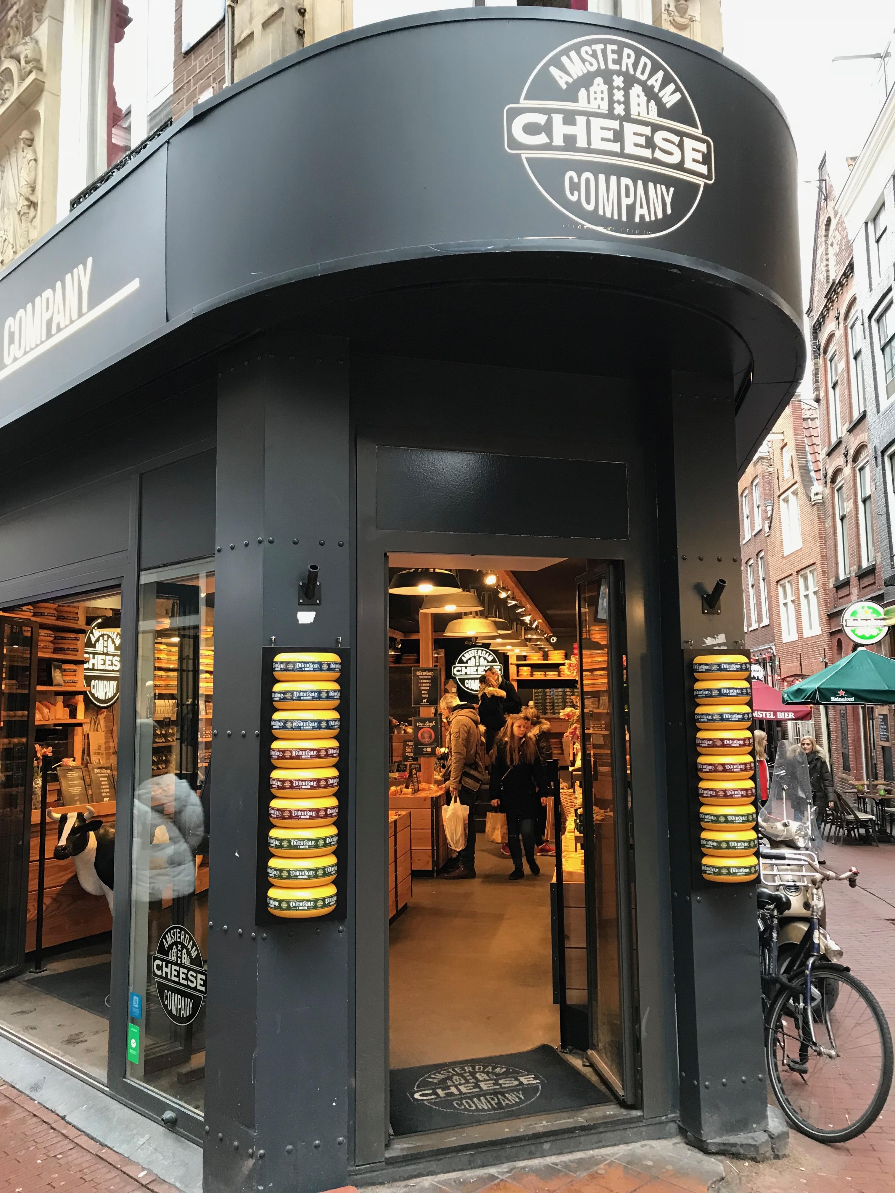 アムステルダムチーズ屋