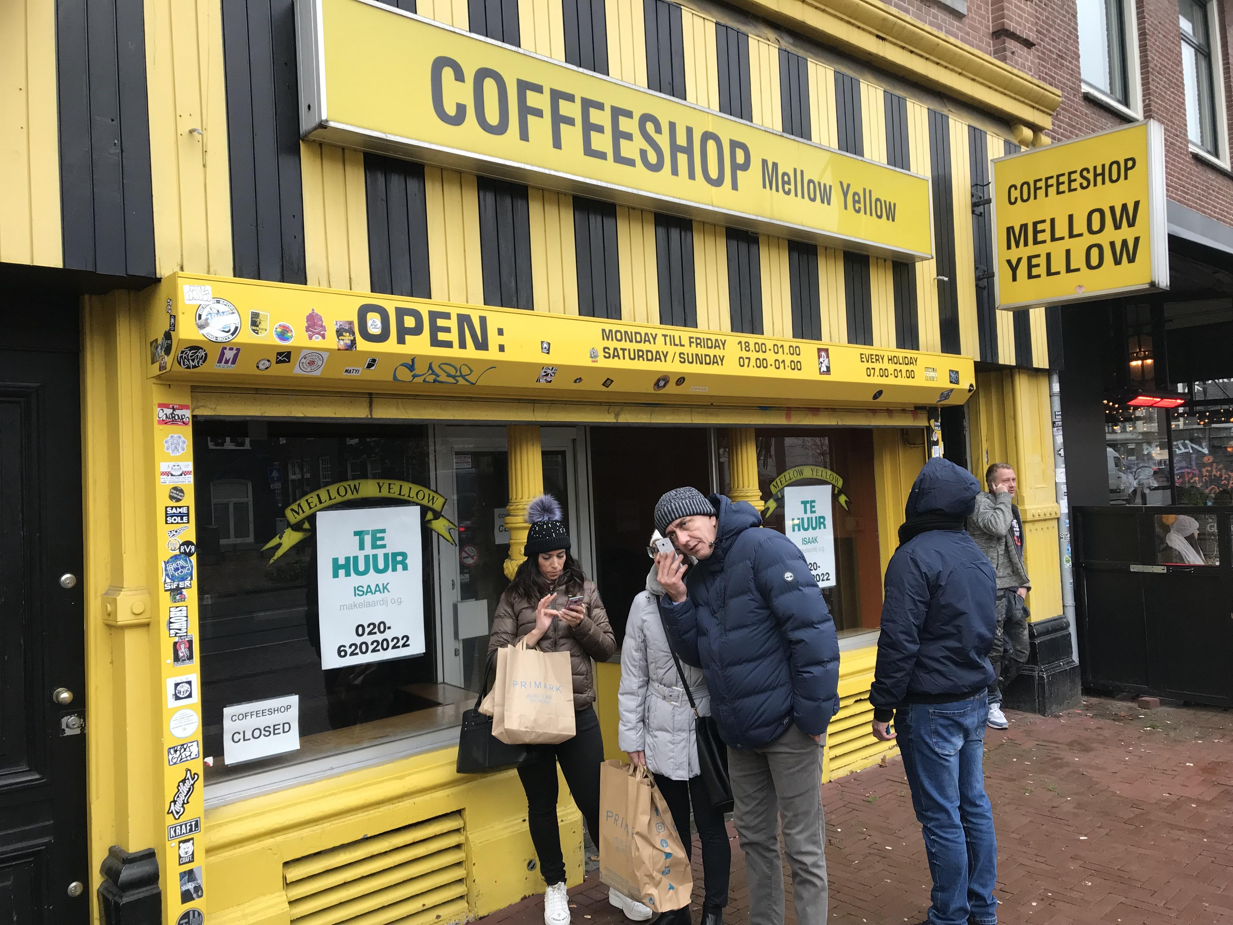 mellowyellow Amsterdam