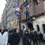 アムステルダムでマリファナの吸えるホテル