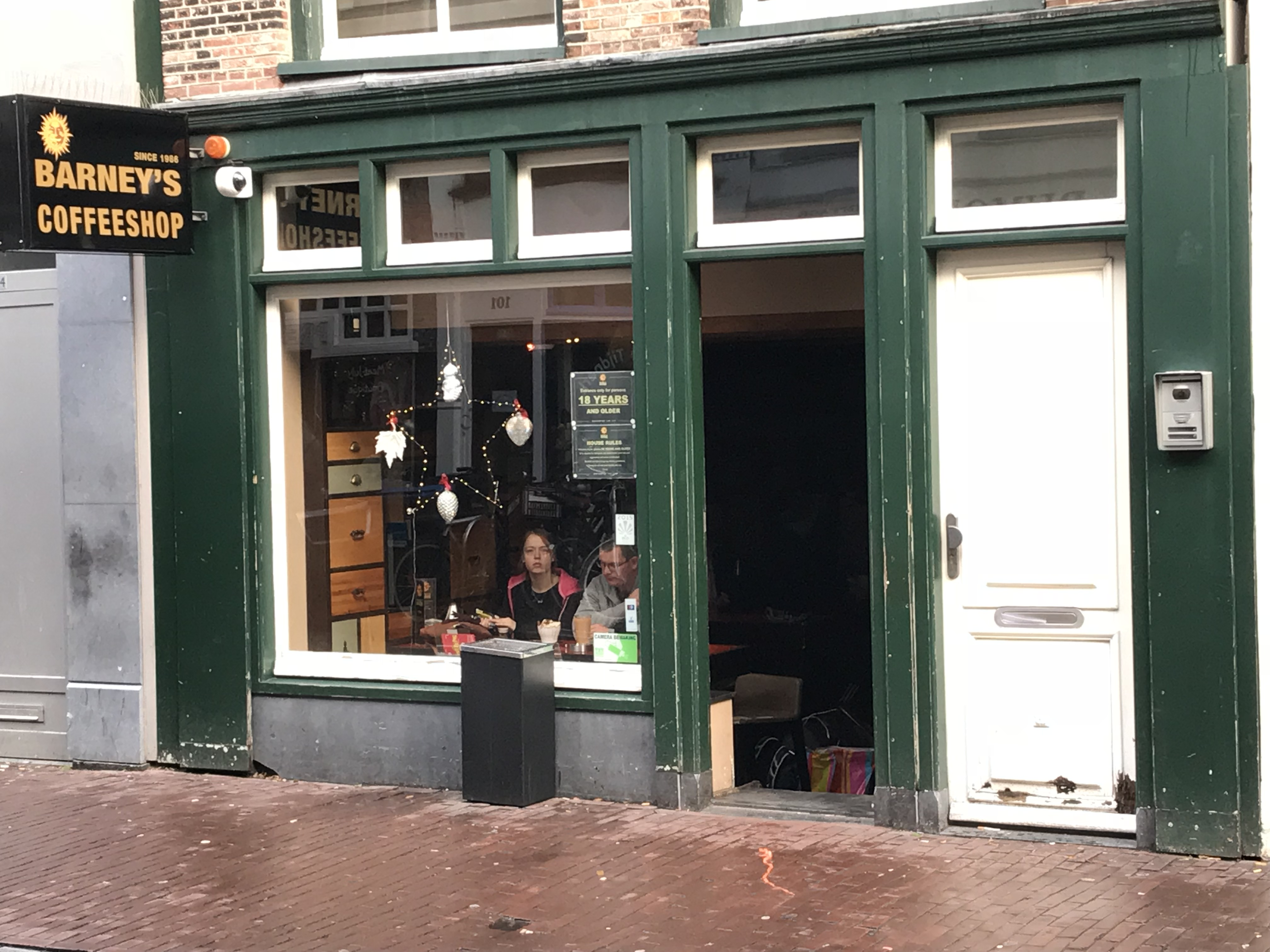 barney's Amsterdam