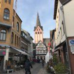 ドイツのケンペンという素朴で素敵な町