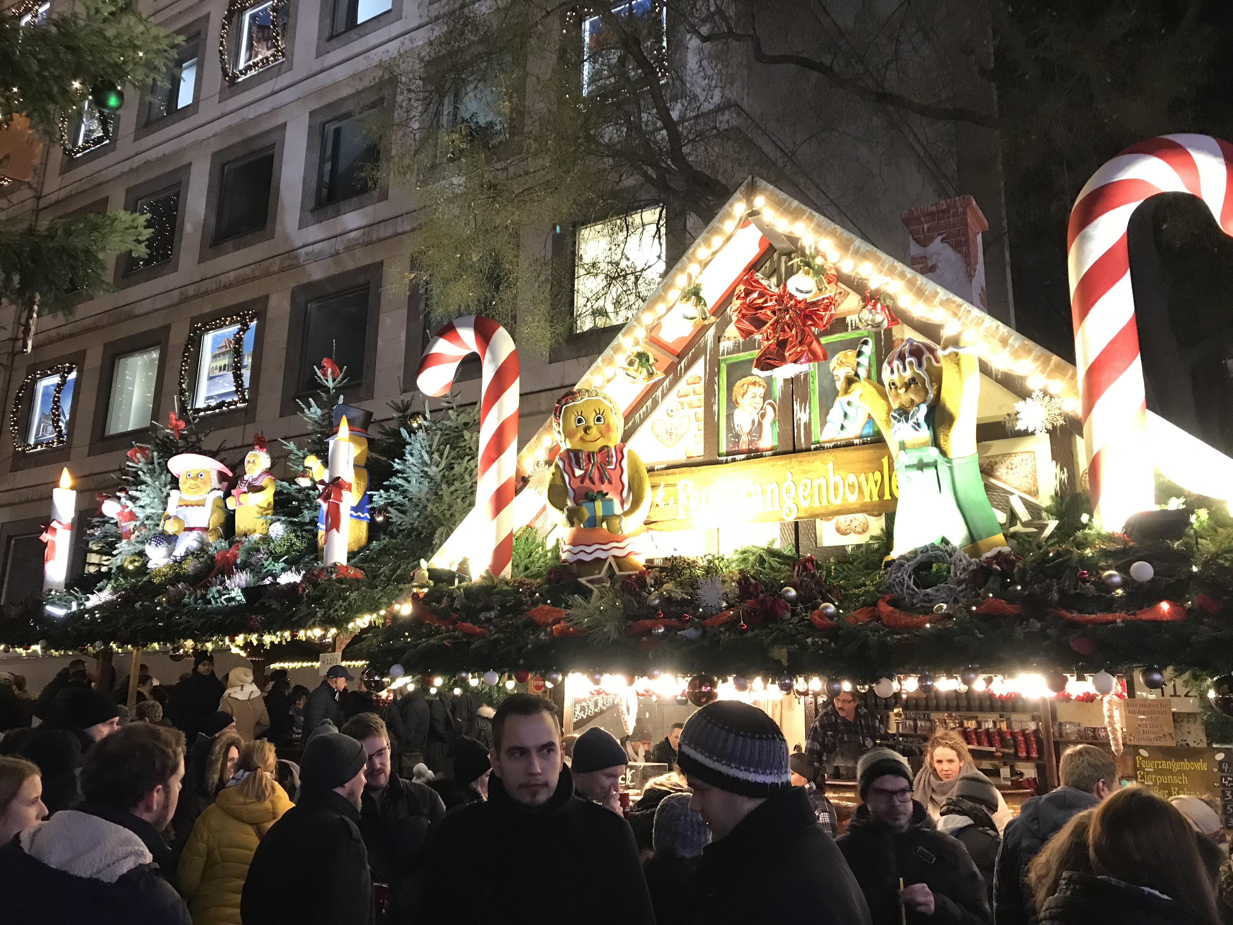 シュツットガルトクリスマスマーケット