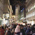 シュツットガルトのドイツ最大のクリスマスマーケット