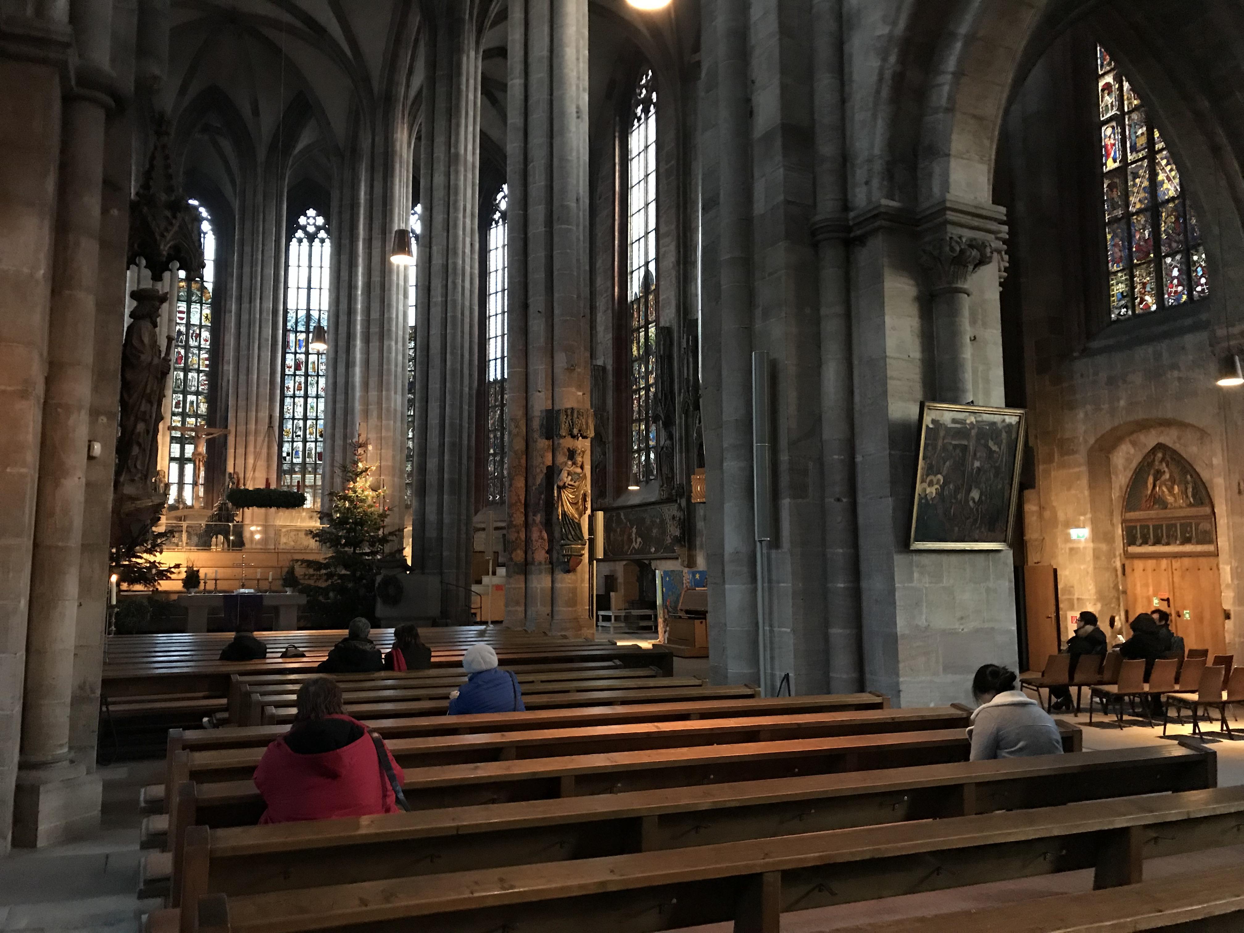 Frauenkirche Nürnberg聖母教会