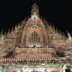 ドイツで一番有名なクリスマスメーケットが開かれる街ニュルンベルグ