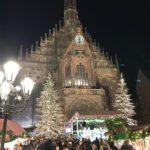 ドイツのニュルンベルクで過ごすクリスマス