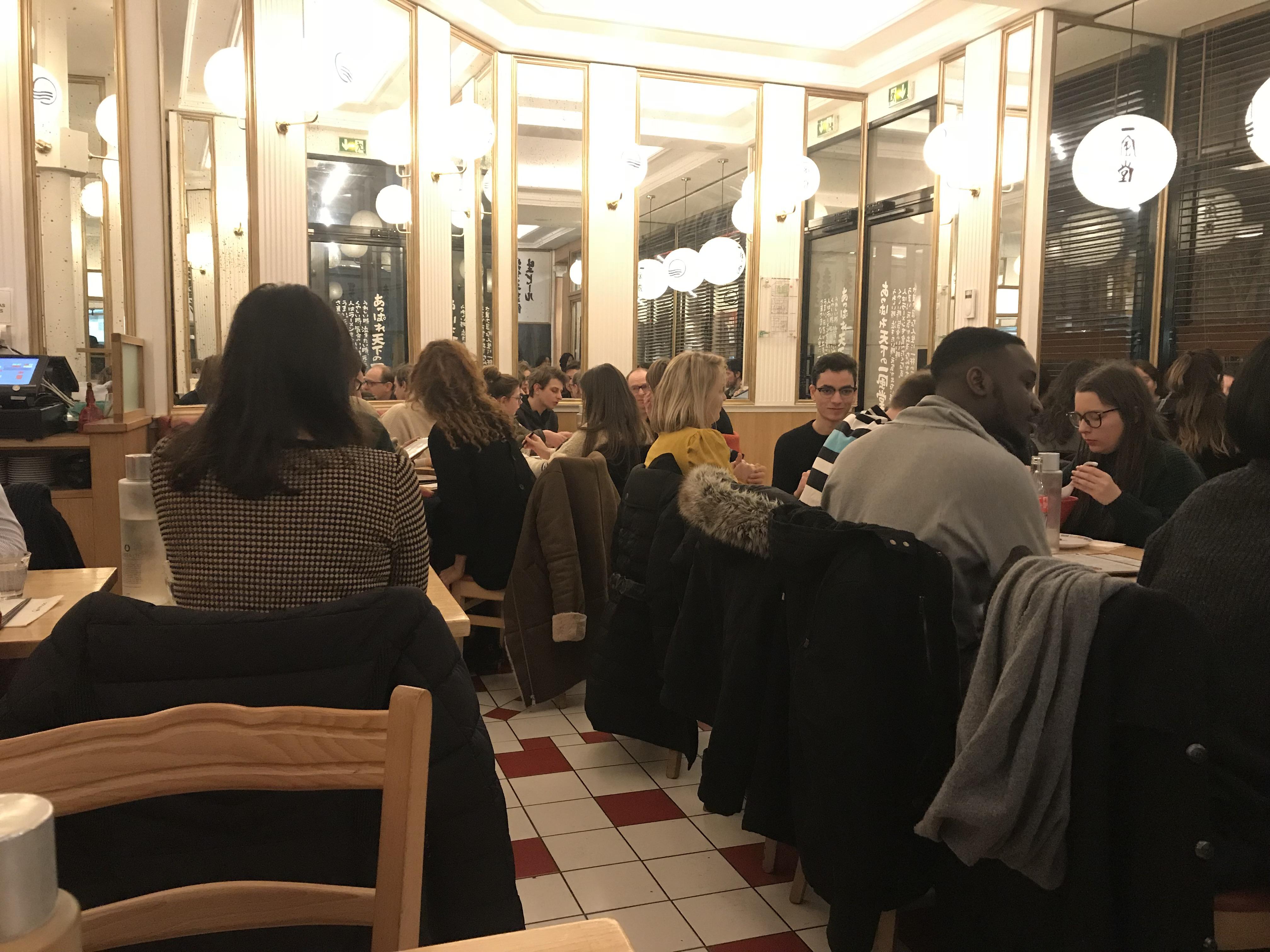 パリ一風堂